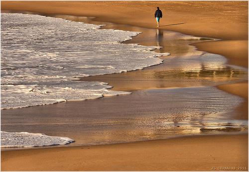 1904-Playa de Mera-Oleiros